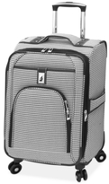 "London Fog CLOSEOUT! Cambridge 21"" Carry On Spinner Suitcase"
