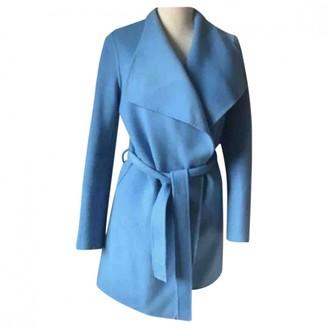 Joseph Blue Cashmere Coat for Women