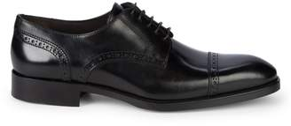 To Boot Classic Leather Oxfords