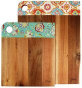Fiesta 2-pc. Chopping Board Set