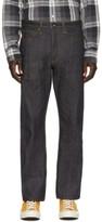 Rag & Bone Navy Rb10 Jeans