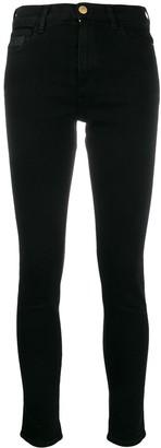 GCDS High-Waisted Skinny Jeans