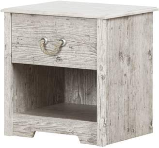 South Shore Aviron 1-Drawer Nightstand