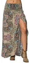 O'Neill Women's Tamarindo Woven Maxi Skirt