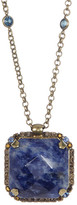 Sorrelli Kaleidoscope Crystal Pendant Necklace
