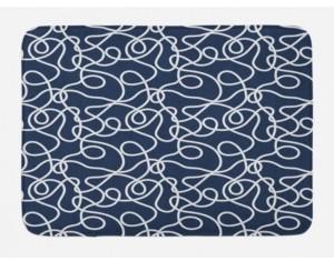 Ambesonne Printed Bath Mat Bedding
