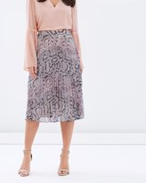 Cooper St Osaka Pleat Skirt