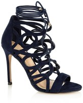 Lipsy Lace Up Heel Sandals