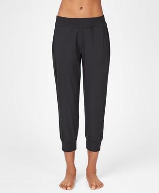 Sweaty Betty Garudasana Lightweight Cropped Yoga Pants
