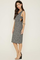 Forever 21 Marled Midi Dress