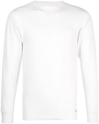 Hanes Supreme thermal T-shirt