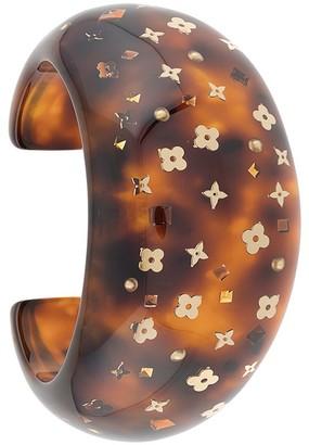 Louis Vuitton Pre-Owned Monogram Cuff Bracelet
