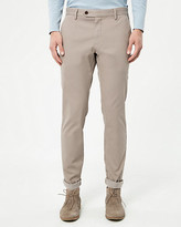 Le Château Cotton Blend Slim Leg Pant