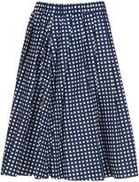 MICHAEL Michael Kors Michael Kors Checkered Skirt