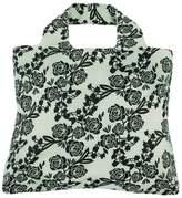 Envirosax Rosa Reusable Shopping Bag - Black-White