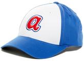 American Needle ATL Braves 74 Pastime Baseball Cap