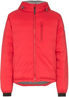 Canada Goose Lodge feather down jacket