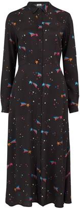 Sugarhill Brighton Elspeth Wishing On A Star Shirt Dress