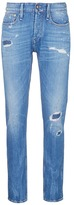 Denham Jeans 'Razor' slim fit ripped jeans