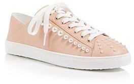 Stuart Weitzman Women's Goldie Convertible Sneakers