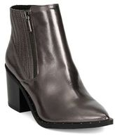Kenneth Cole Reaction Cue Up Metallic Booties