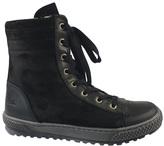 Bos. & Co. Black Jamaray Wool-Lined Waterproof Leather Boot
