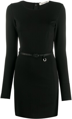 Alyx Belted Mini Dress