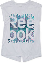Reebok Shimmer Sleeveless Muscle Tee - Girls 7-16