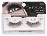 Ardell Fashion Lashes - 117 Black - Pack of 2