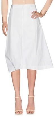 Y-3 3/4 length skirt