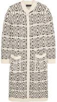 Etro Bouclé-knit Cardigan - White