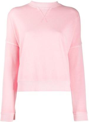YMC Crew-Neck Cotton Sweatshirt