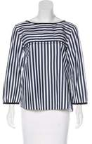 Odeeh Striped Long Sleeve Top