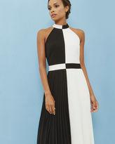 Ted Baker Colour block maxi dress