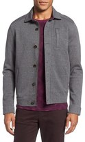 Ted Baker Men's Collared Jersey Jacket
