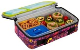 Fit & Fresh Bento Lunch Box Kit with Ice Packs - Woodstock