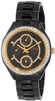 Citizen Women's FD1068-53E Drive From Eco-Drive POV Analog Display Black Watch