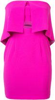 Jay Godfrey strapless dress - women - Polyester/Spandex/Elastane - 0