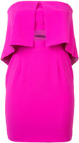Jay Godfrey strapless dress - women - Polyester/Spandex/Elastane - 4