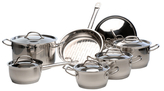 Berghoff Arosa Cookware Set (12 PC)
