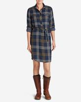 Eddie Bauer Women's Treeline Double Cloth Dress
