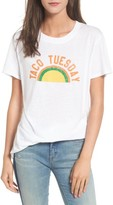 Sub Urban Riot Women's Sub_Urban Riot Taco Tuesday Graphic Tee