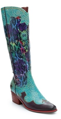 L'artiste By Spring Step Gidyup Cowboy Boot