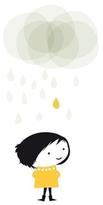 Blanca Gomez Rainy Day Print