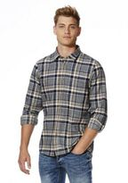 F&F Checked Flannel Shirt, Men's