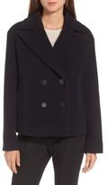 HUGO BOSS Women's Wing Collar Jacket