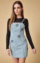 MinkPink Crystal Star Dress