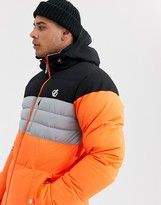 Dare 2b Ski Connate jacket in orange