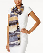 Vince Camuto Paint Path Oblong Scarf