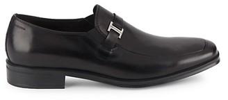 Bruno Magli Pivetto Leather Loafers